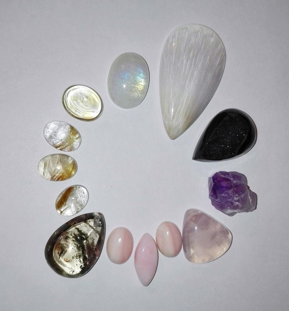 камни натуральные, украшения на заказ