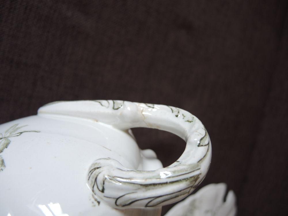 Дополнительные фото антикварной супницы 1900-1910гг Doulton Burslem. Англия, фото № 9