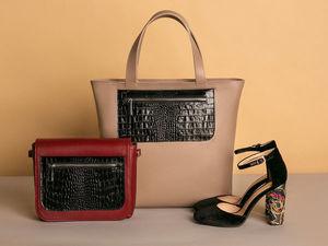 Как и с чем лучше сочетать бежевую сумку?. Ярмарка Мастеров - ручная работа, handmade.