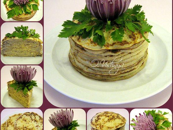 Кулинарные рецепты! Постные картофельные оладьи с зелёным соусом!