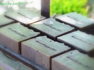 Дегтярное мыло-органик «Царский Желудь». Ярмарка Мастеров - ручная работа, handmade.