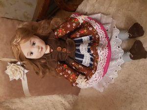 Мой первый опыт создания лепной куклы. Ярмарка Мастеров - ручная работа, handmade.