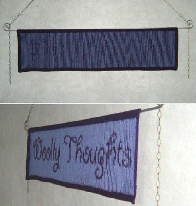 иллюзорное вязание, идеи для вдохновения