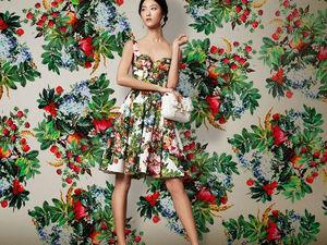 Ягодно-фруктовое вдохновение: 100 романтичных образов от подиума до масс-маркета. Ярмарка Мастеров - ручная работа, handmade.
