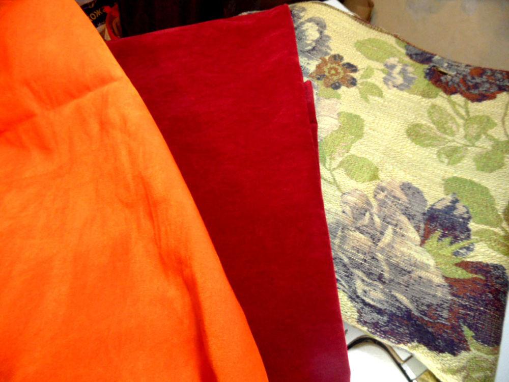 подкладки из ткани, гобелен