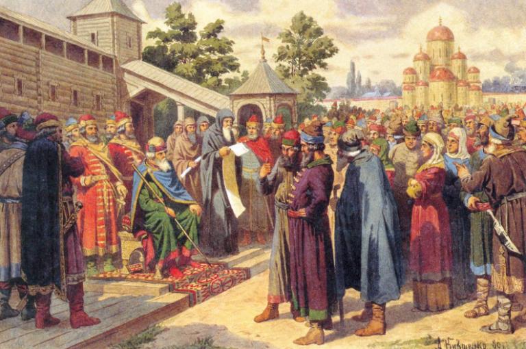 этно, славянский стиль