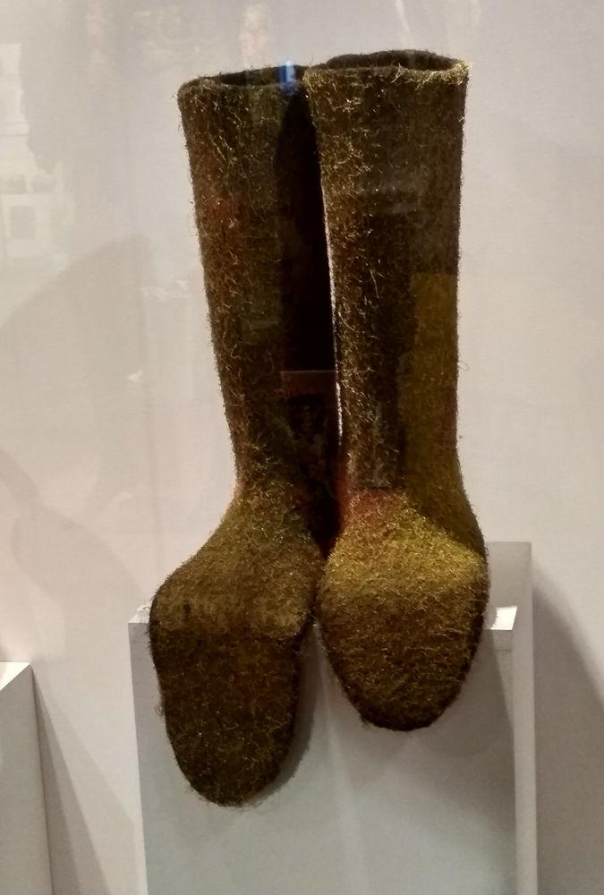 Выставка «Валенки. От царских дворцов до модных подиумов»