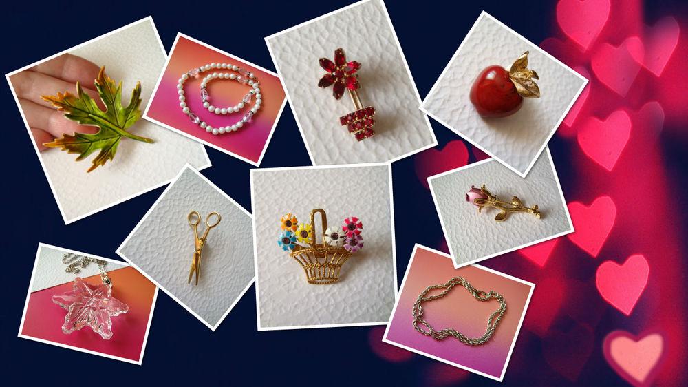 аукцион, винтажные украшения, украшения винтаж