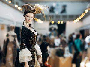 Приходите на 22 Международную Выставку  «ВРЕМЯ КУКОЛ»  с 19 по 23 декабря. Ярмарка Мастеров - ручная работа, handmade.