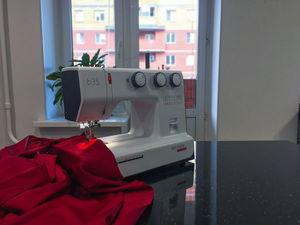 Почему нам важно всегда улучшать качество, новая машинка Bernette b35, оверлок, строчка, автоматическая петля. Ярмарка Мастеров - ручная работа, handmade.