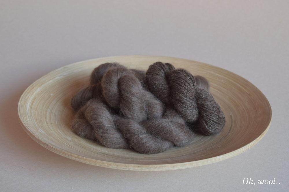вязание, гребенная лента