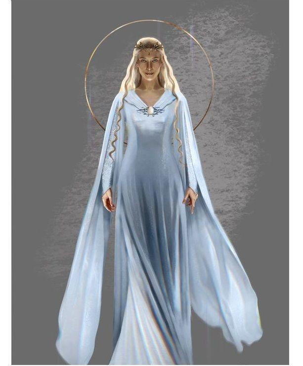 Эльфийская мода: отражение вымышленного в реальном