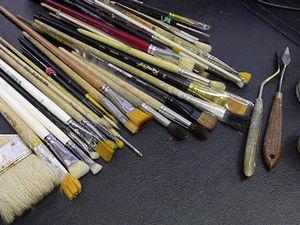 Какие инструменты нужны художнику. Ярмарка Мастеров - ручная работа, handmade.