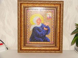 Новое поступление икона Матрона Московская. Ярмарка Мастеров - ручная работа, handmade.