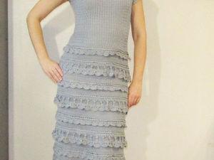 Lookовки. Платье Helen.. Ярмарка Мастеров - ручная работа, handmade.