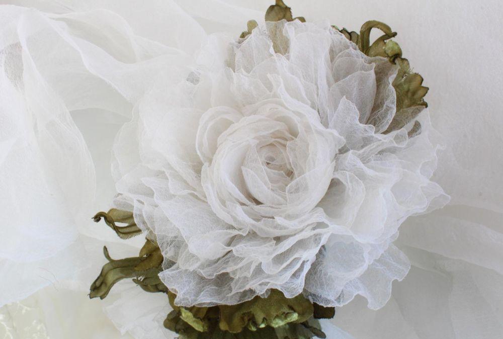 коллекция работ, цветы, украшения с цветами, цветы в прическу