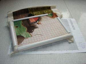 Помощь начинающей вышывальщице и матёрой волчице.. Ярмарка Мастеров - ручная работа, handmade.