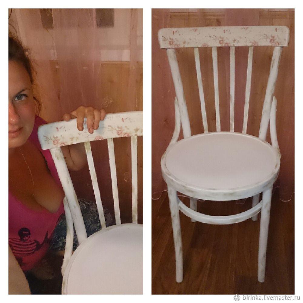 Реставрируем стул своими руками мастер класс фото 969
