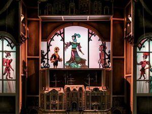 Театр теней... цветных ). Ярмарка Мастеров - ручная работа, handmade.