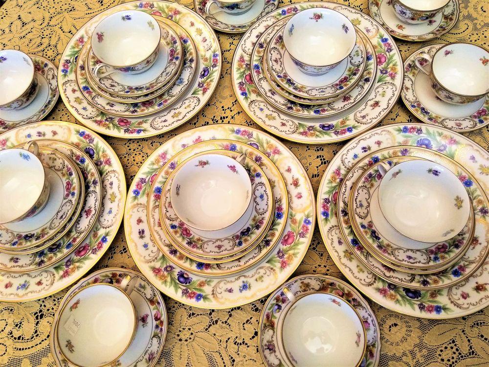 фарфоровая посуда, предмет истории