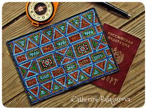 Розыгрыш-конфетка обложки на паспорт среди подписчиков!. Ярмарка Мастеров - ручная работа, handmade.