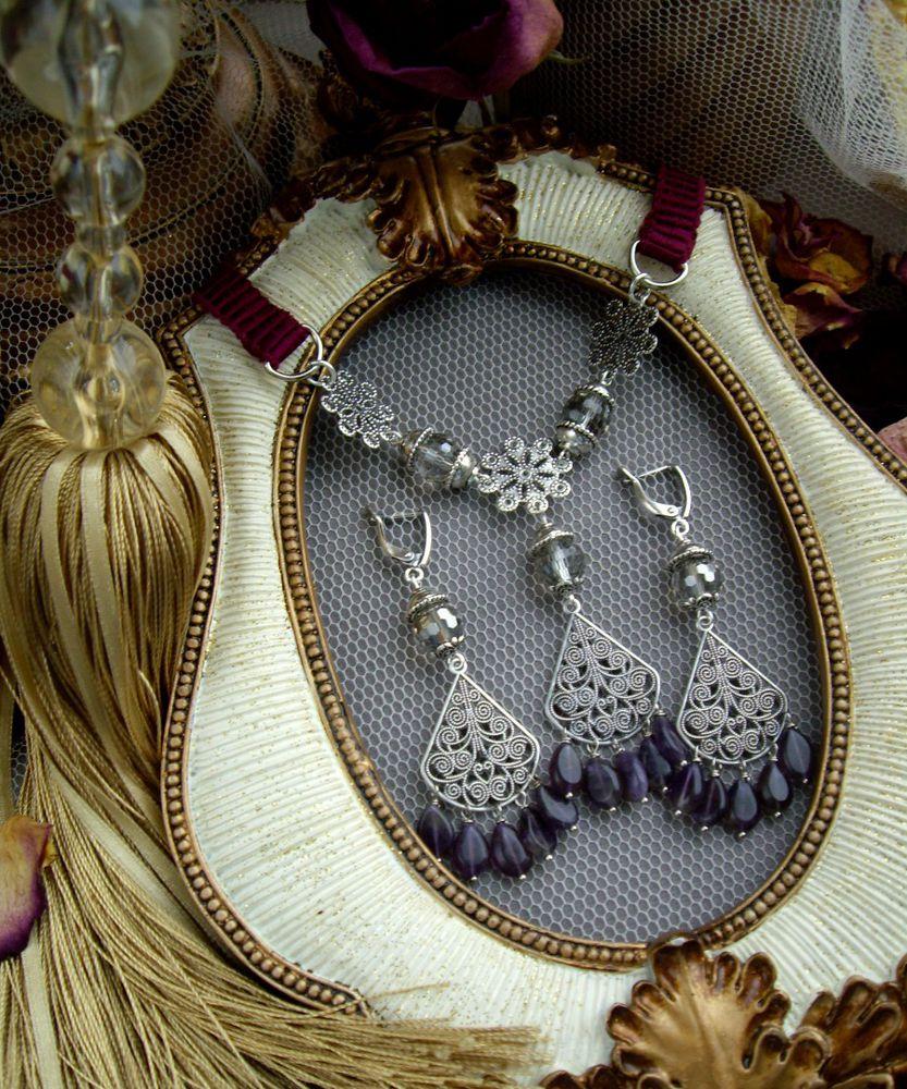 новости магазина, новый год, дизайнерские украшения, богемный шик, рококо, подарок женщине, красивые украшения