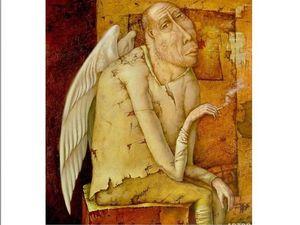 Рождение крыла.... Ярмарка Мастеров - ручная работа, handmade.