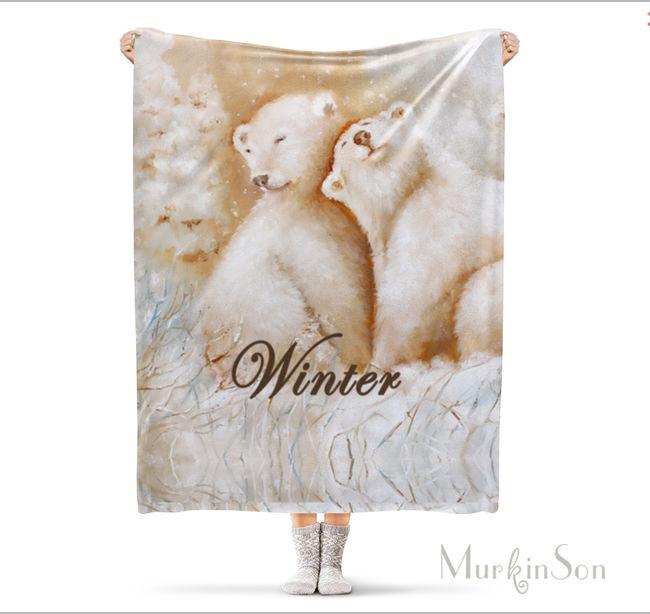 зима, уютный