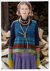 """""""Sirja"""" cotton waistcoat"""