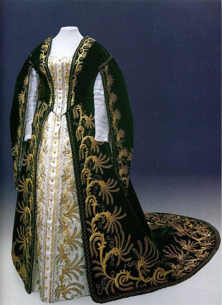 Придворное форменное платье. Часть 1, фото № 29