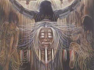 Дух помощник. Ярмарка Мастеров - ручная работа, handmade.