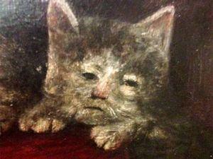Почему в Средневековье не умели рисовать кошек?. Ярмарка Мастеров - ручная работа, handmade.