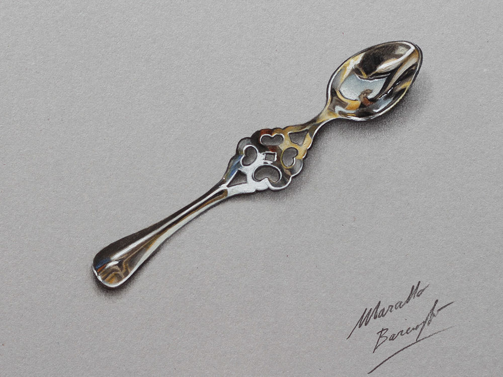 Amazing Hyperrealism by Artist Marcello Barenghi, фото № 35