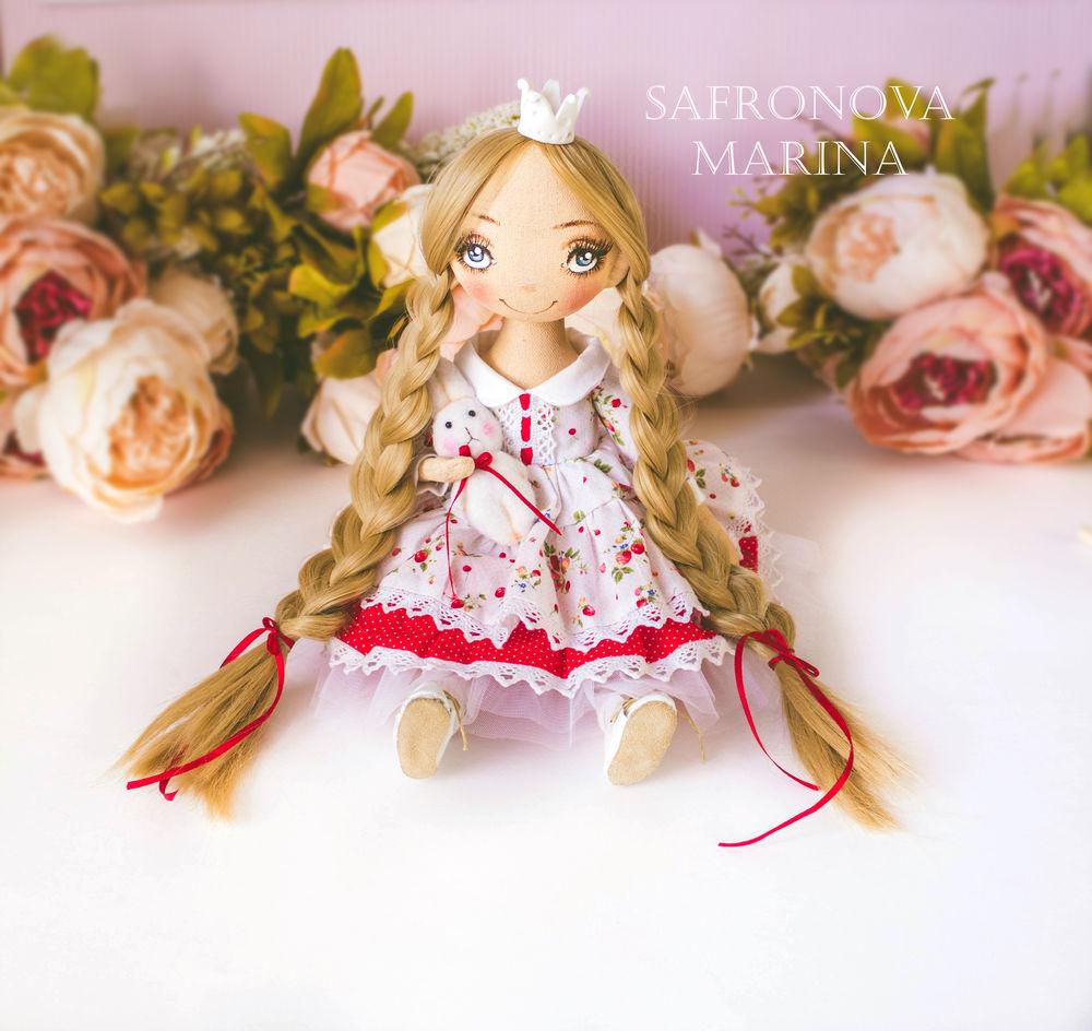 купить авторская кукла, день рождения любимой