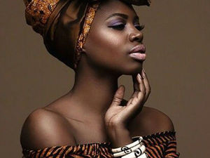 Саванна-мама: создаем образ в африканском стиле. Ярмарка Мастеров - ручная работа, handmade.