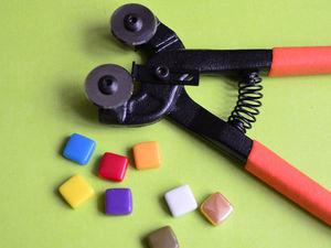 Тест роликовых кусачек. Ярмарка Мастеров - ручная работа, handmade.