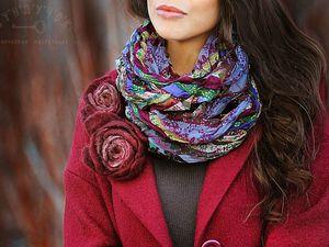 Ткани для пальто. Утепляемся красиво. Ярмарка Мастеров - ручная работа, handmade.