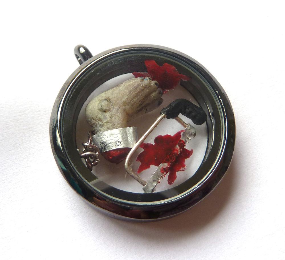 коллекционная миниатюра, локет