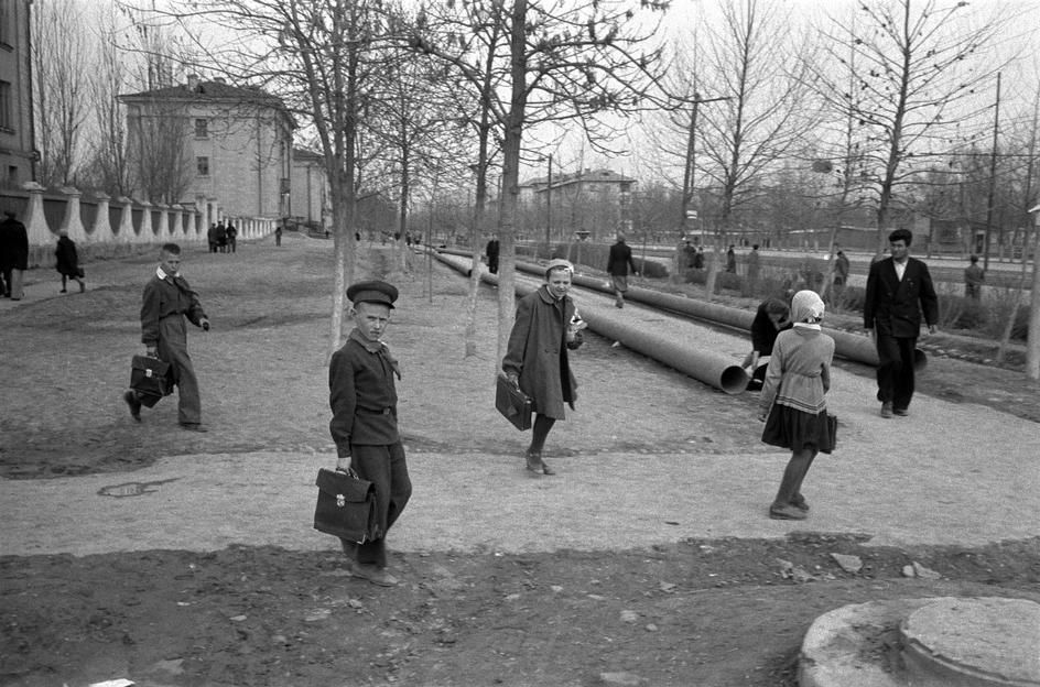 Lessing23 Москва 1958 года в фотографиях Эриха Лессинга