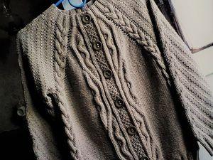 Моя новая разработка-кофта женская. Ярмарка Мастеров - ручная работа, handmade.