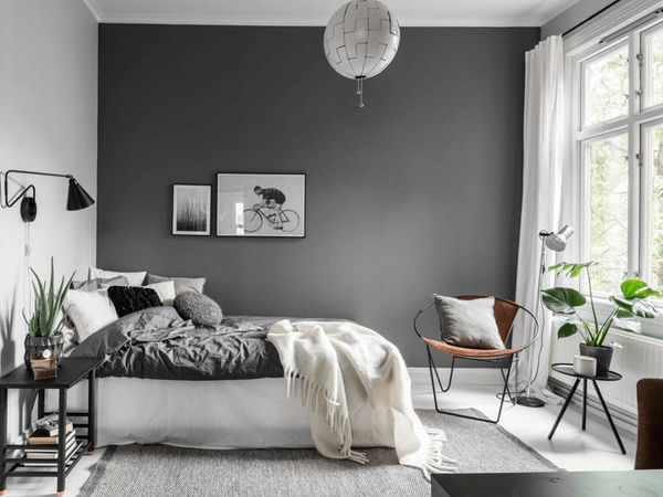 Стоит ли бояться серого цвета в интерьере