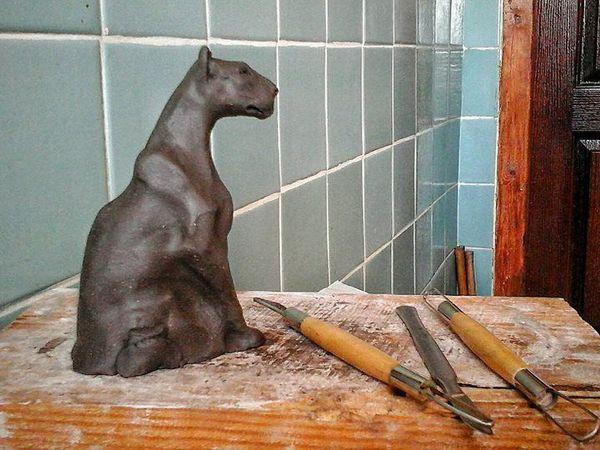 Создание Статуэтки | Ярмарка Мастеров - ручная работа, handmade
