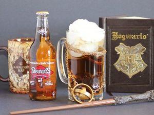 Атмосферное... Гарри Поттер, сливочное пиво, теплые письма.... Ярмарка Мастеров - ручная работа, handmade.