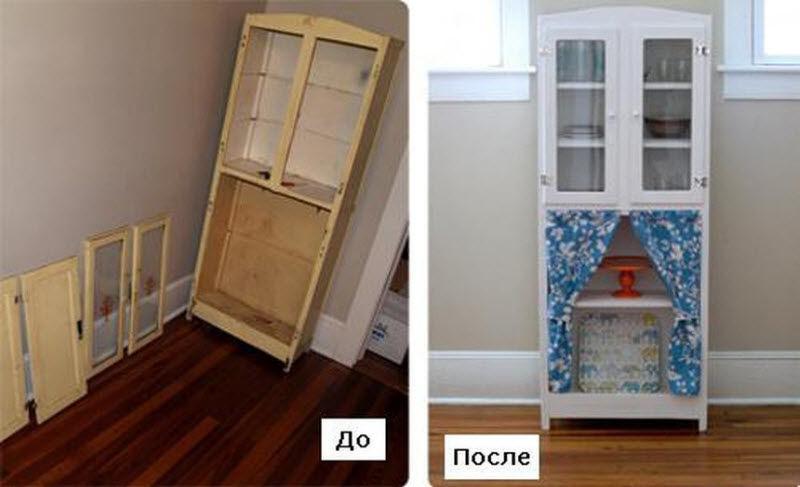 Переделанная мебель, которую действительно можно поставить в квартире, фото № 23