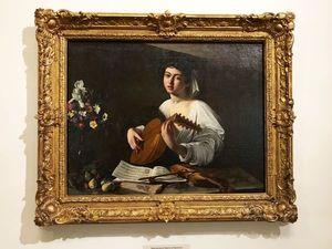 Выставка в Эрмитаже: Микеланджело Меризи да Караваджо.