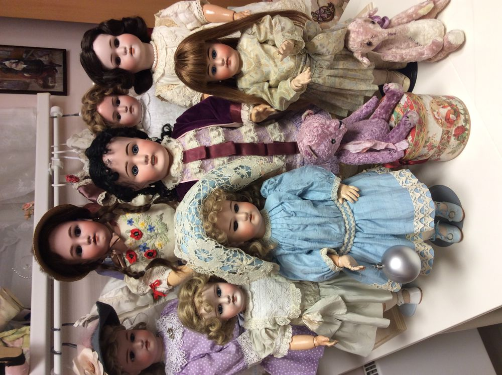 французкие куклы