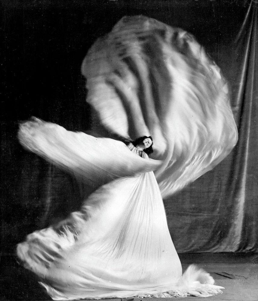 танцы, модерн, кино
