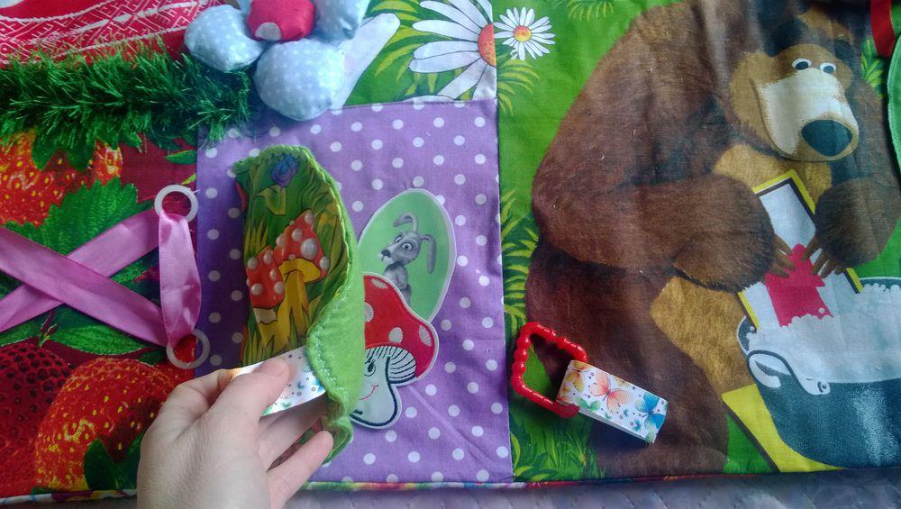 миша, подарок своими руками