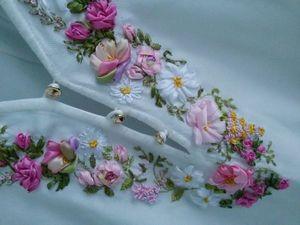 На вышивку  блузок скидка 10% | Ярмарка Мастеров - ручная работа, handmade