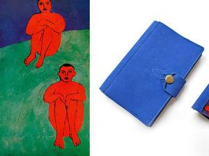 Ограниченная Серия Обложек для Паспорта в Наличии! | Ярмарка Мастеров - ручная работа, handmade